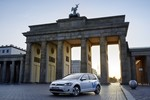"Volkswagen ""We share"" in Berlin."