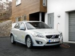 Volvo C30 Drive Electric.