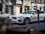 Volvo S90 Twin Engine.