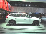Volvo V60 Cross Country.