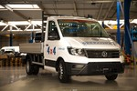 VW Crafter 4x4.