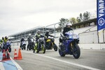 Yamaha Track Days 2021 in Hockenheim.