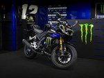 Yamaha YZF-R125 Monster Energy Yamaha MotoGP Edition.