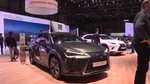 Video: Lexus auf dem Genfer Automobilsalon 2019