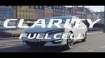 Video: Honda Clarity Launch.